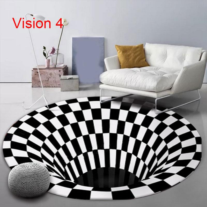 viziunea circulară este